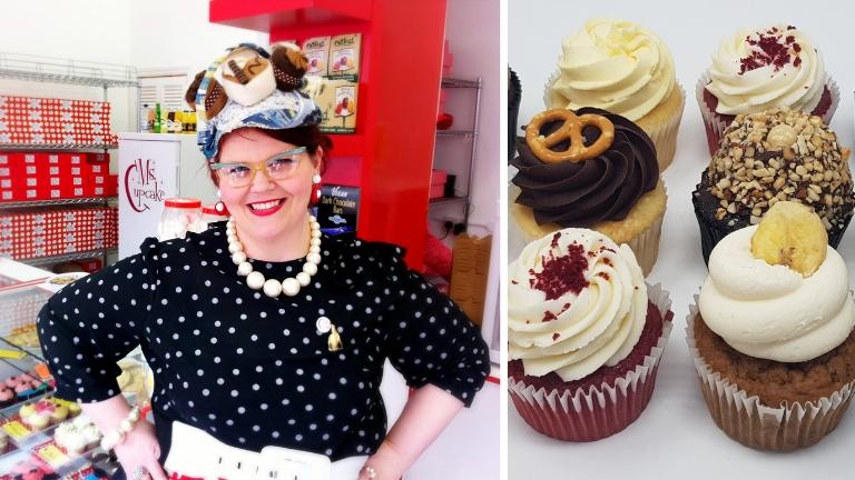 10 best vegan treats Ms Cupcake