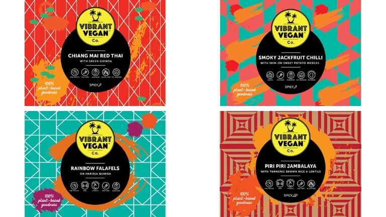 10 best vegan treats Vibrant Vegan ready meals