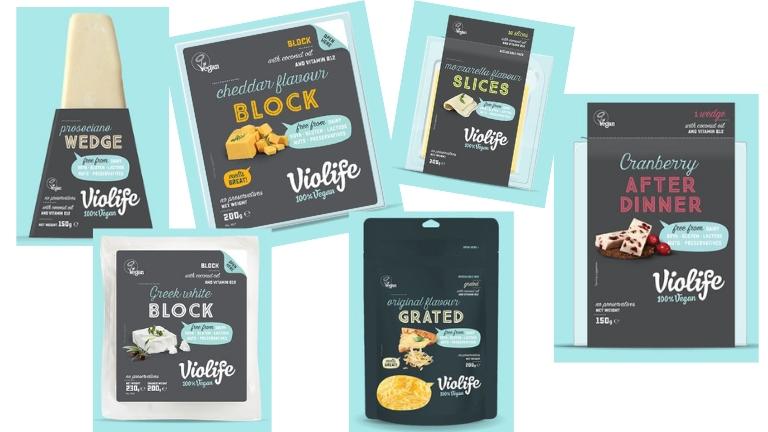 10 best vegan treats Violife Cheese