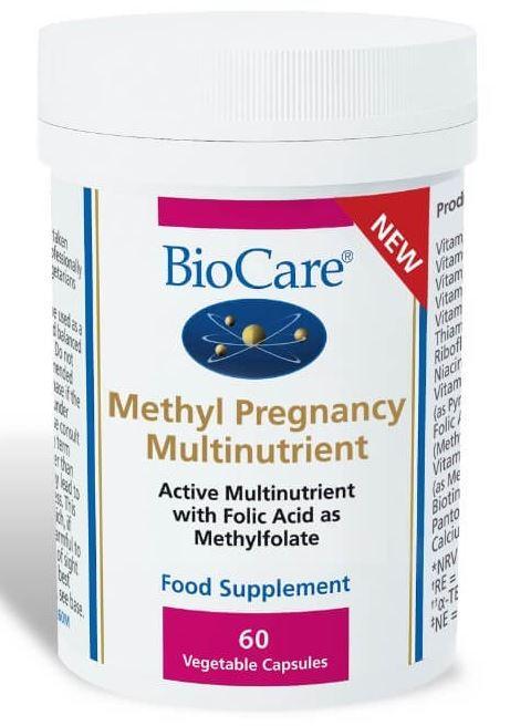 Biocare pregnancy product shot