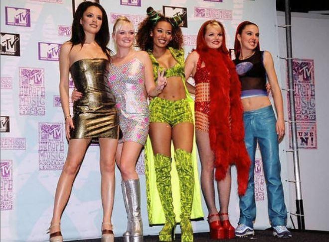 Spice girls insta