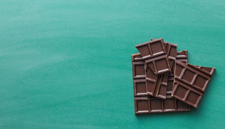 mood food diet, healthista, dark chocolate
