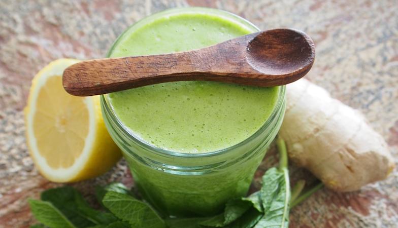 mood food diet, healthista, green smoothie