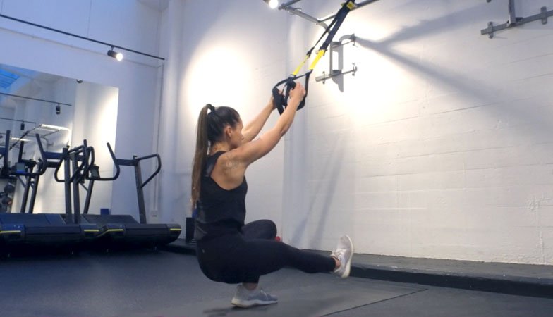 The TRX workout to build your butt