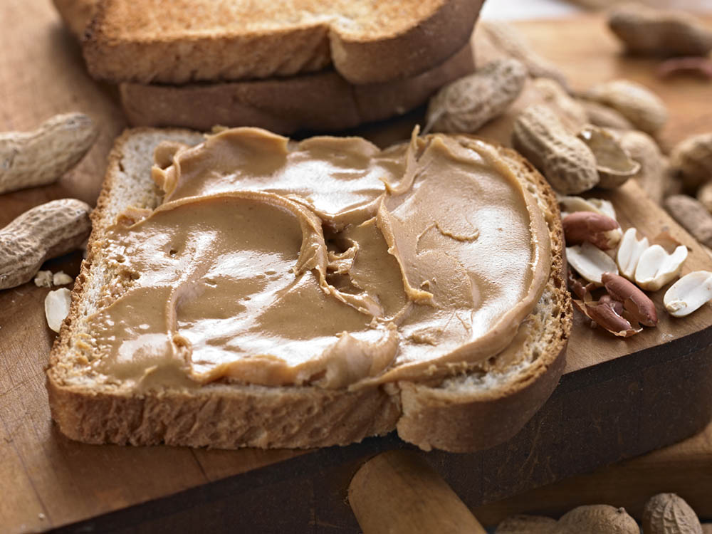 what-runners-eat-peanut-butter-on-toast.