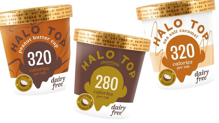 10 best vegan treats Halo Top