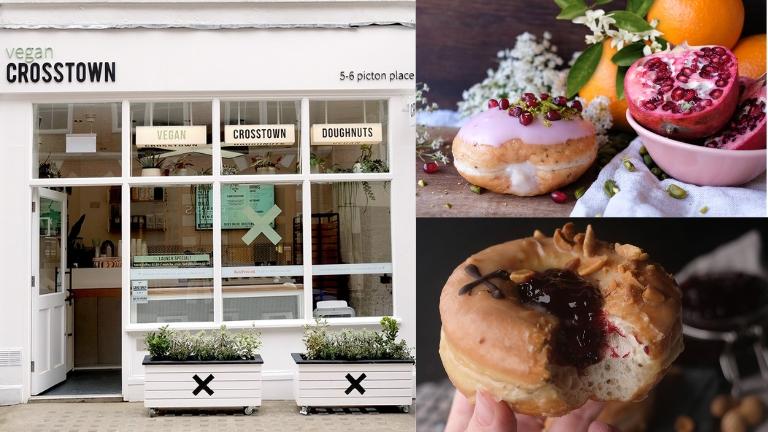 10 best vegan treats crosstown dougnuts