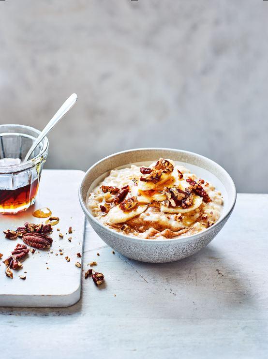 3 healthy recipes we love from Gemma Atkinson's new cookbook Gemma Atkinson Porridge