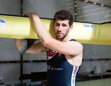 How to row with multiple time world champion Matthew Tarrant FEATURE