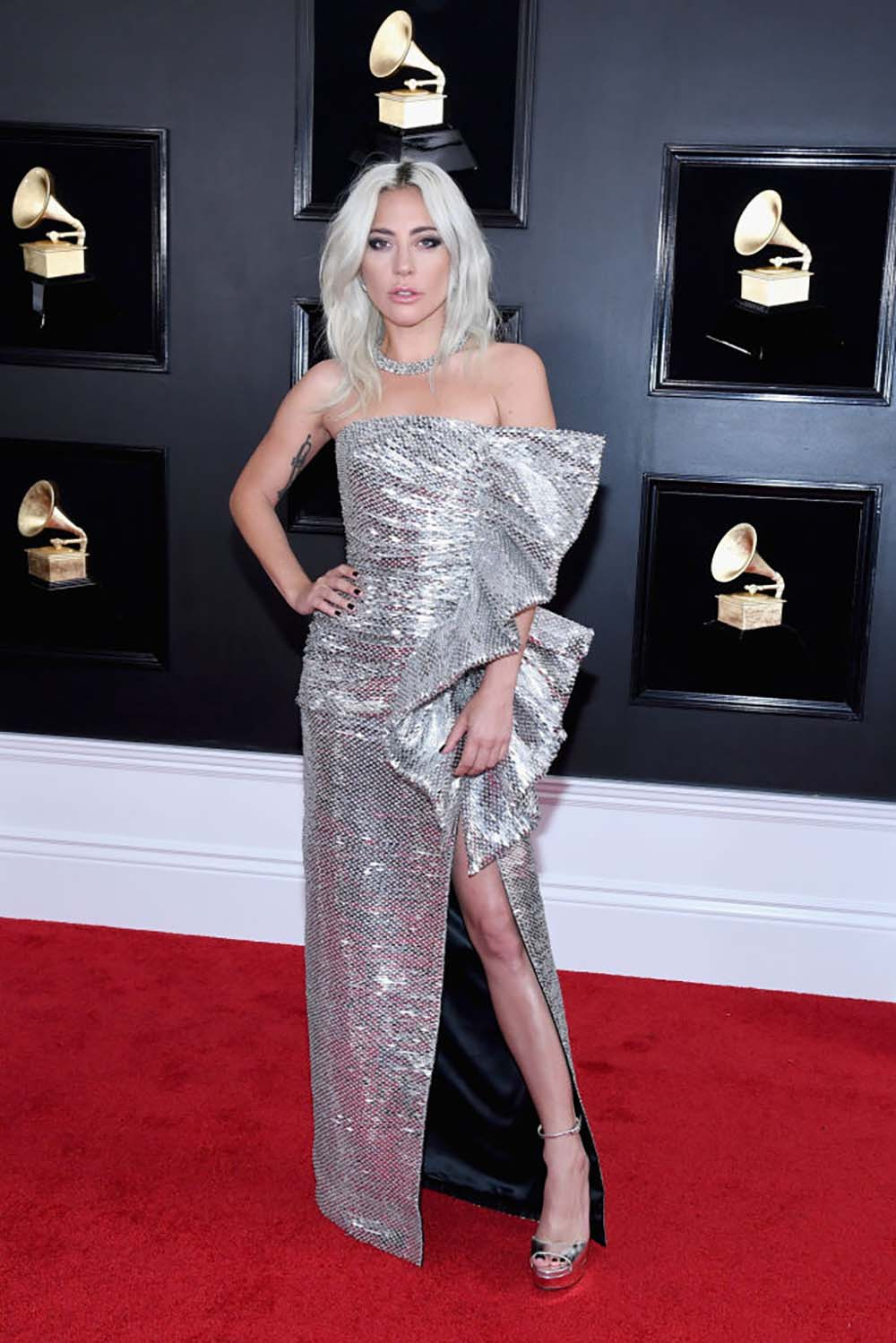 7 hottest Grammy bodies-Lady-Gaga-Grammys
