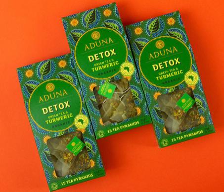 best tasting green teas, aduna