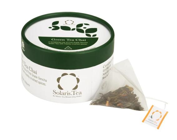 best tasting green teas, solaris, green tea chai sencha, healthista