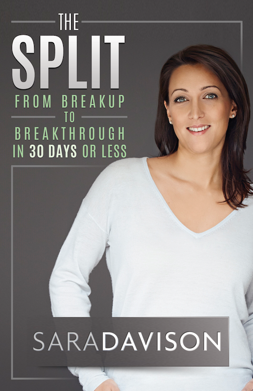 ready to date again after a break up book cover sara davidson in text