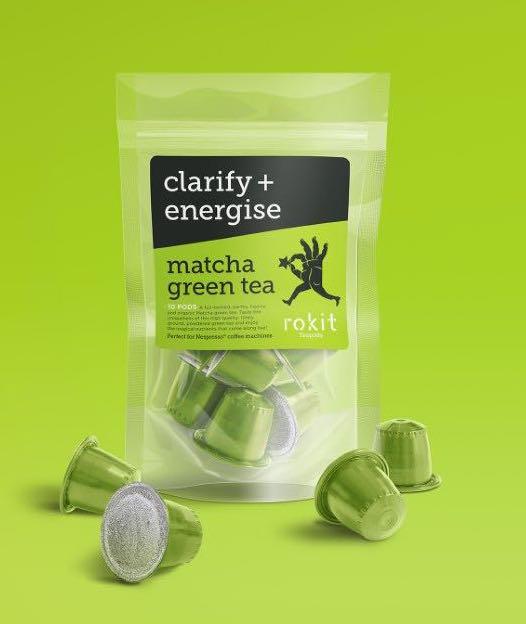 rokit pods, best tasting green teas