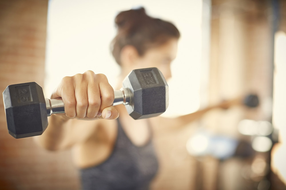 running-for-fitness-lift-weights