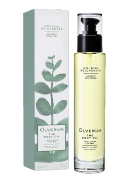 Olverum body oil
