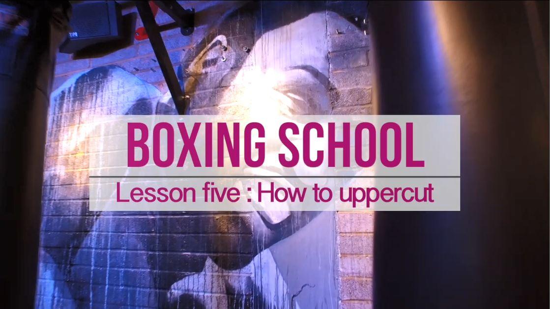 Boxing skl lesson number 5