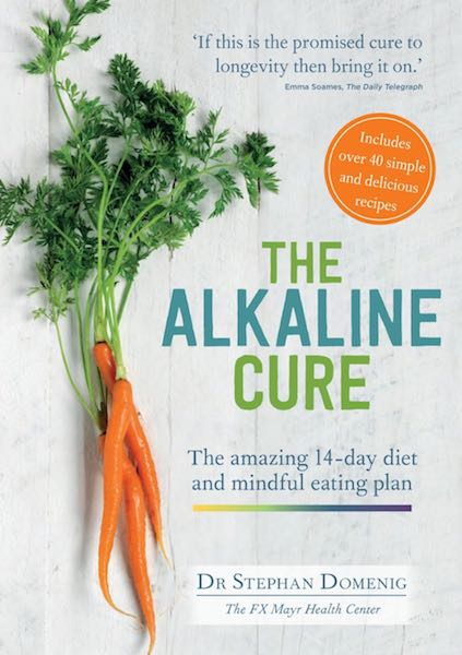 alkaline cure, book cover