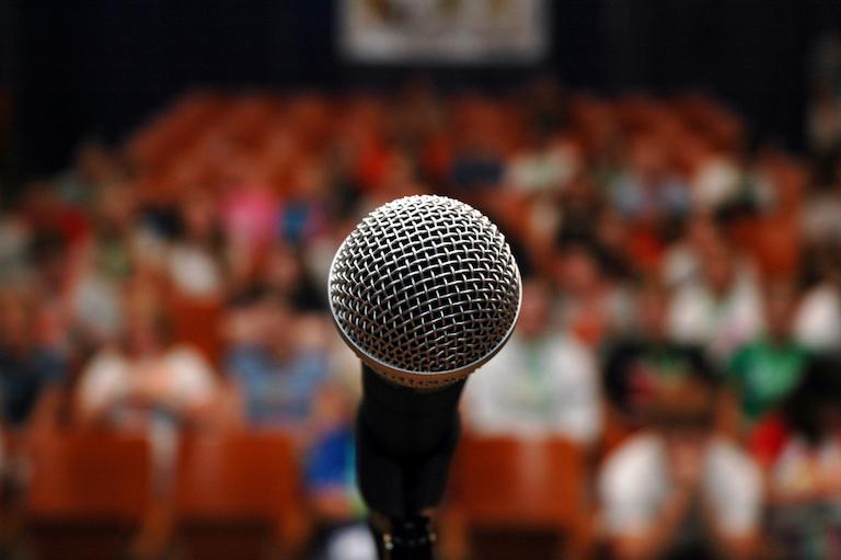 public speaking tips, fix your nerves, viv groskop