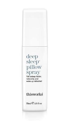 sleep remedies, sleep study, deep sleep pillow spray