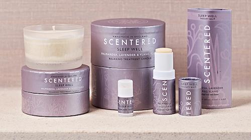 sleep remedies, sleep study, scentered candles and balms