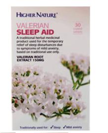 sleep remedies, sleep study, valerian sleep aid