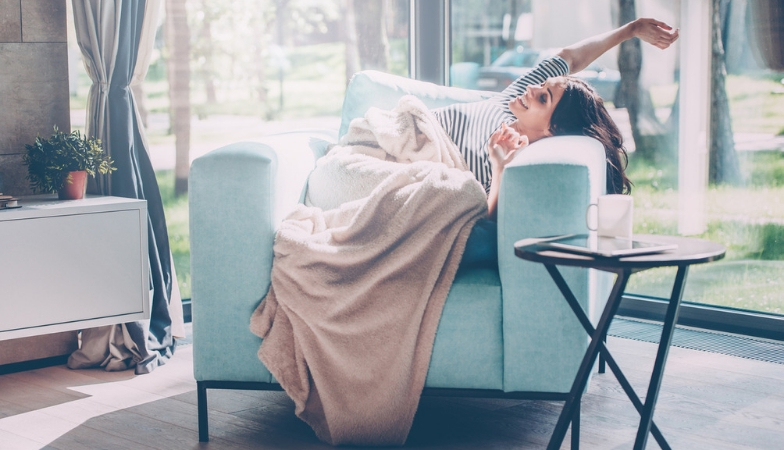 9 steps to creating a retreat at home
