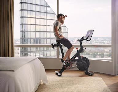 the peloton bike trend that helps you stay fit without