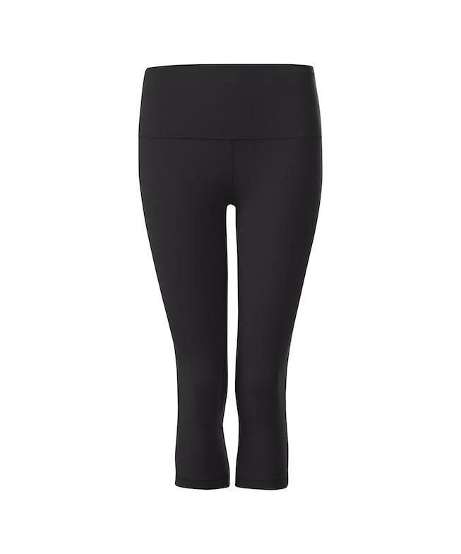 athleisure lulu Align Crop leggings 2