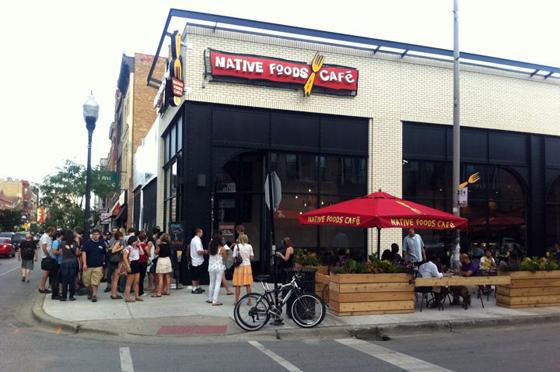 native foods, vegan restaurant