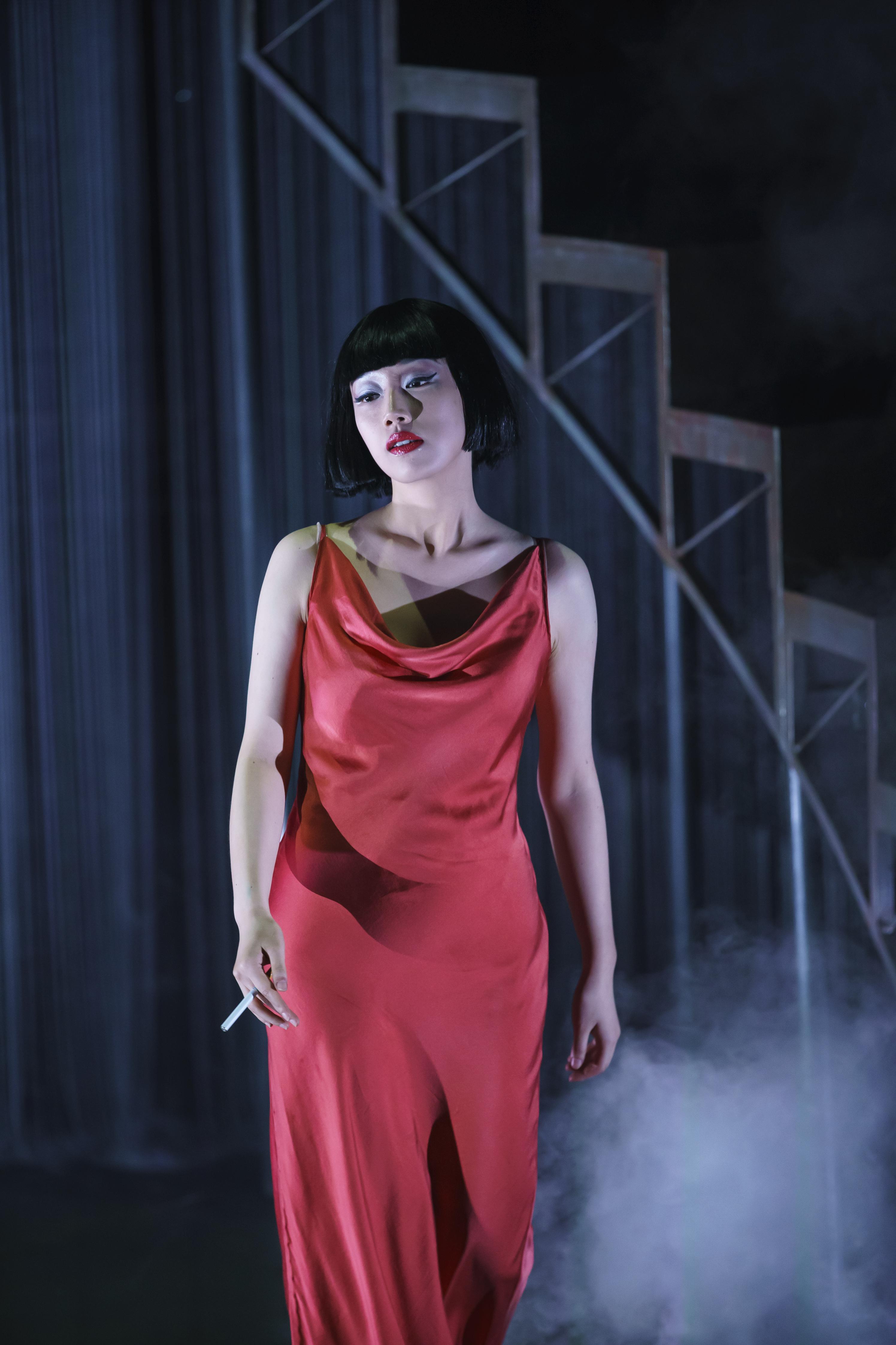 Hongni Wu - PHAERDRA _The Linbury Theatre ROH ,Phaedra