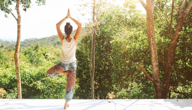 5 yoga poses any body can do