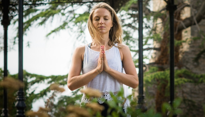 Meditation for anxiety Maude Hirst