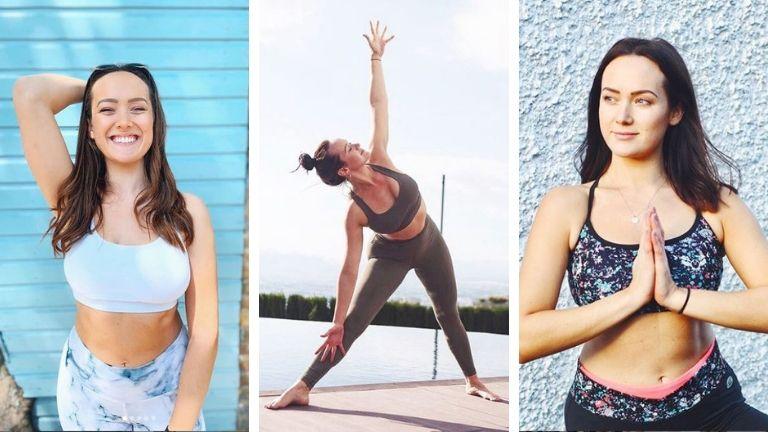 Sarah Malcolm Yoga challenge MAIN