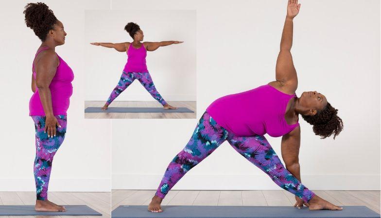 Triangle Yoga For Everyone