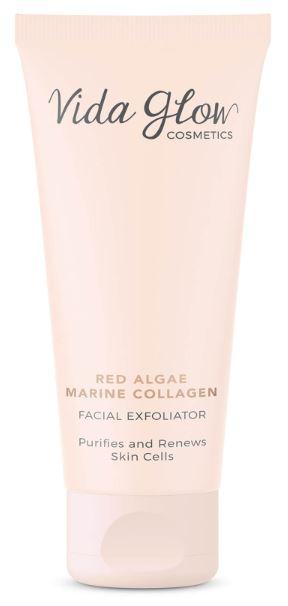 Vida Glow Marine Collagen Exfoliator Scrub 100ml Annabel