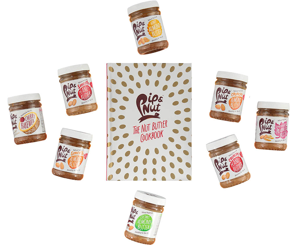 Pip and nut win entire rage healthista nut butter survey