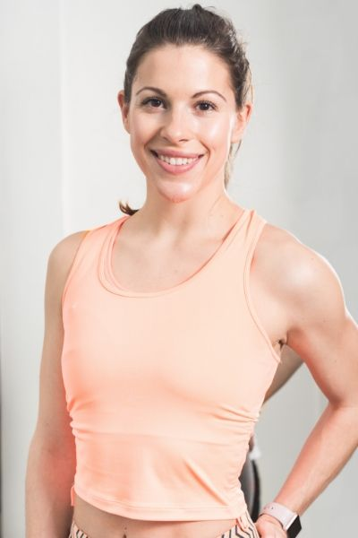 Mind Body Bump - Brit Williams headshot - pregnancy fitness