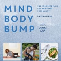 Mind Body Bump - book jacket - pregnancy fitness