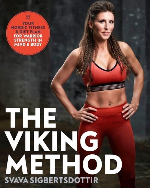 Svava Viking Method Book Cover home workout challenge