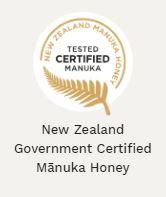 Tested Certified Manuka