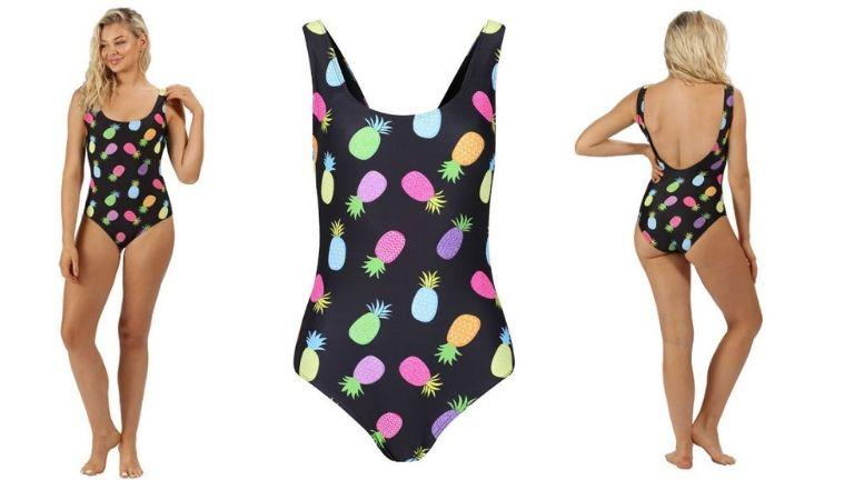 Tikiboo Fitness Swimwear RU