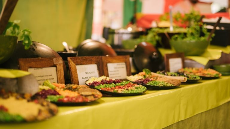 Vegan London - Ethiopiques
