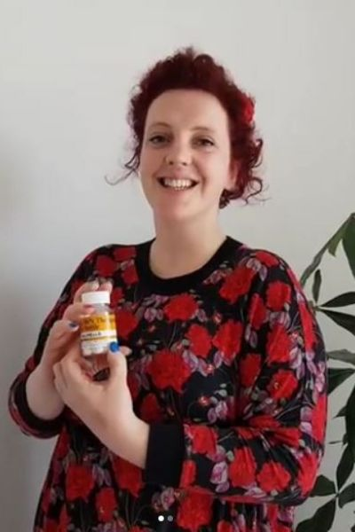 antidepressants saved me from a breakdown - michelle thomas