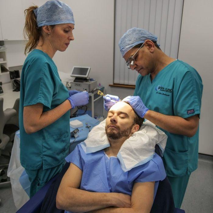 eyelash transplant - Jack P Shepherd