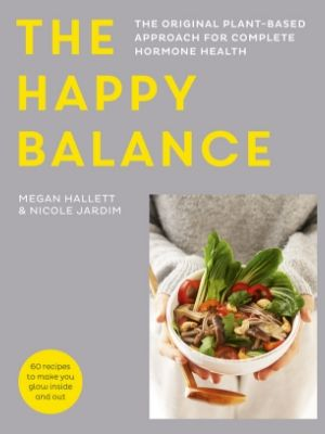 happy balance - balance hormones - book cover