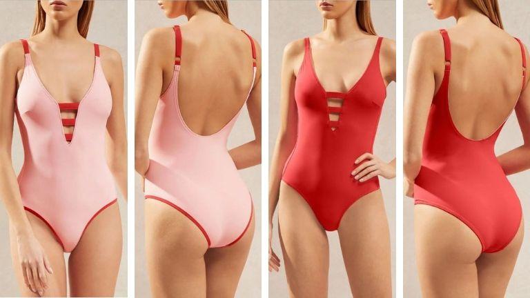 heidi Klein Fitness Swimwear RU