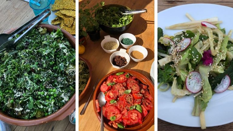 how to stay healthy on holiday healthy food