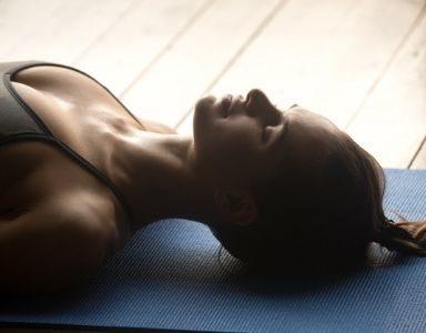 meditation for sleep - featured
