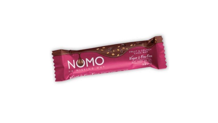 nomo fruit & crunch